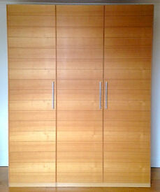 Contemporary Stylish 3 doors Wardrobe