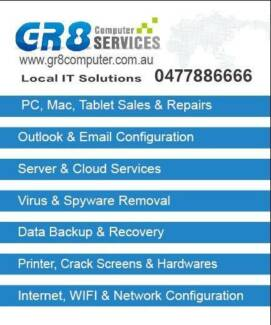 Bayside Computer Repairs, Windows Mac Onsite Support. Free Quotat