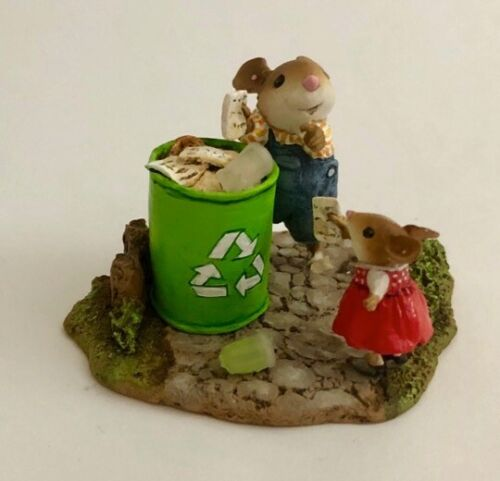 Wee Forest Folk Special Color Reliable Recyclers