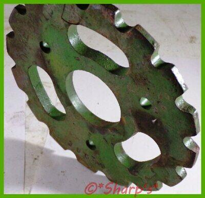 G598e John Deere 594lw Rake Driven Sprocket G6473e Nos Made In America
