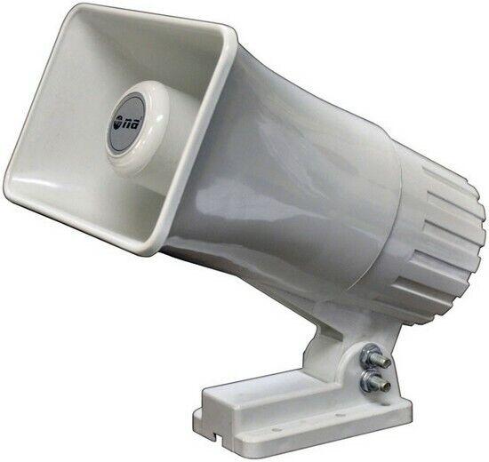 """Nippon TC60425 6 X 4"""" Horn Speaker 25W Max Power"""