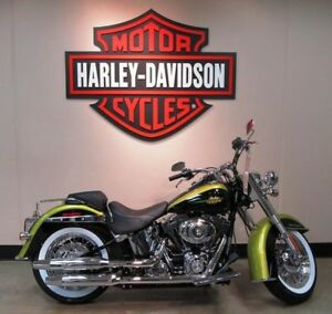 Superbe Harley Softail Deluxe 2011