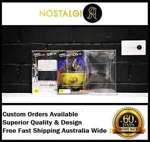 RETRO GAME DISPLAY BOX PROTECTORS / CUSTOM ORDERS AVAILABLE. Sydney City Inner Sydney Preview