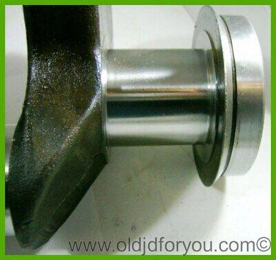 M1692t M3114tjohn Deere 40 420 430 320 330 440 Crankshaft W Main Rod Bearings