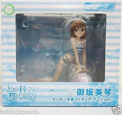 LIMITED EDITION Mikoto Misaka Tank top bikini Figure to aru kagaku no railgun s