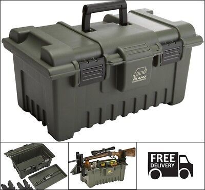 Extra Large Shooters Case Rifle Pistol Storage Plano Tactica