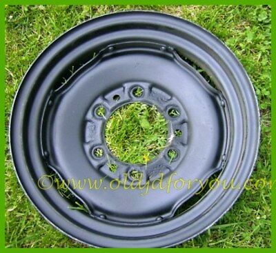 Jd1262r John Deere H B Front Rim Or Wheel Jd1262
