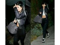 Boohoo Kylie Jenner exact leather joggers size S fits an 8-10