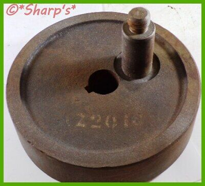 Z866h John Deere 4 Sickle Mower Flywheel With Pin New Old Stock Az2010h