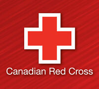 Canadian Red Cross- First Aid and CPR Training