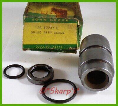 Ac12247c C10734c John Deere 45 Loader Piston Rod Guide With Seals Nos Usa