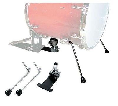 "Pearl JG16 16"" Floor Tom to Bass Drum Conversion Jungle Kit - New on Rummage"