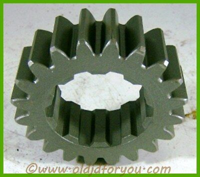 B2418r John Deere B 50 520 530 Differential Drive Pinion Gear 20 Teethnice