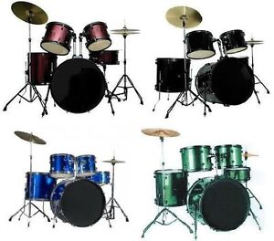 Brand New! 5-pc Drum Set from $369.00