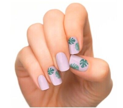 """Incoco Coconut Nail Art Strips """"Plant Mom"""" - FREE Shipping Mother's Day Weekend!"""