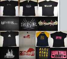 Rare band merch local Perth punk rock t-shirts Bayswater Bayswater Area Preview
