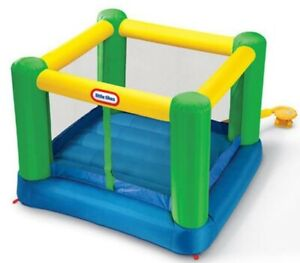 Little Tikes Inflatable Bouncy Castle - Like New!