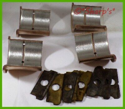 Aa397r A302r John Deere A Ar Ao Main Bearings With Shim Pack Lh And Rh