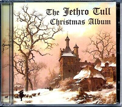 PRE-CHRISTMAS DELIVERY GUARANTEED! NEW CD Jethro Tull Christmas Album