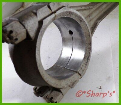 F5r John Deere G Connecting Rod Babbit With Shims Measures 3.387 Pitting