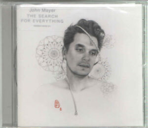 John Mayer CD The Search For Everything