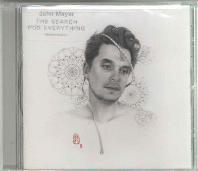 The Search for Everything by John Mayer (CD)   Brand new, sealed!