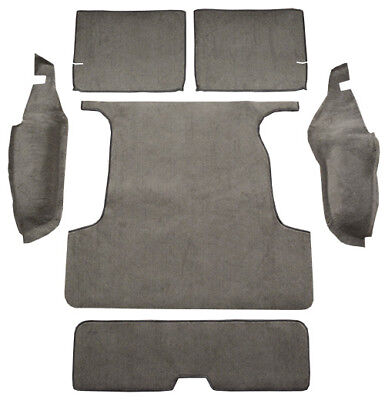 1990-1991 Toyota 4Runner Carpet Replacement - Cargo Area - Cutpile   Fits: 2DR