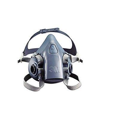 3m Medium Ultimate Half Mask Respirator 7502 Mask Only