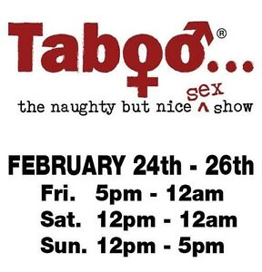 WANTED: Tickets to Taboo Naughty but Nice Show