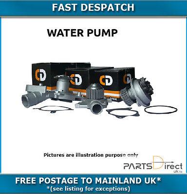 WATER PUMP FOR AUDI A2 1.4I  2000/2006 2636CDWP50