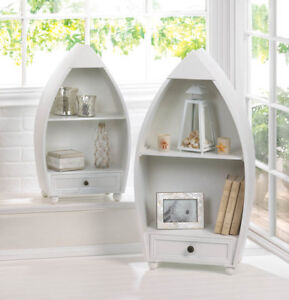 Set of two Rowboat Cabinets for $198