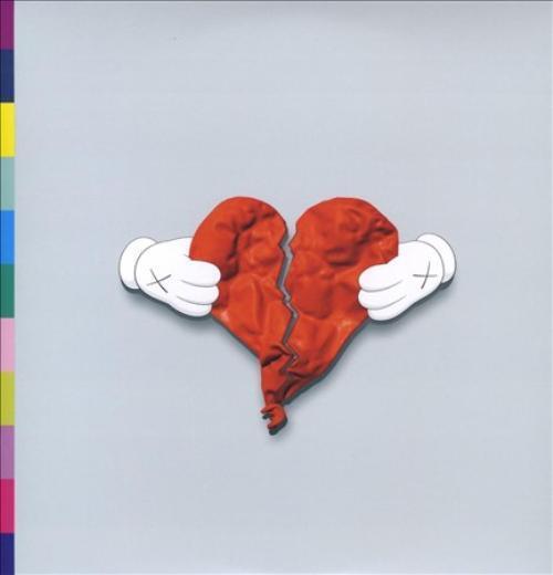 808S & HEARTBREAK [2 LP AND 1 CD] [VINYL] [VINYL] KANYE WEST NEW VINYL RECORD