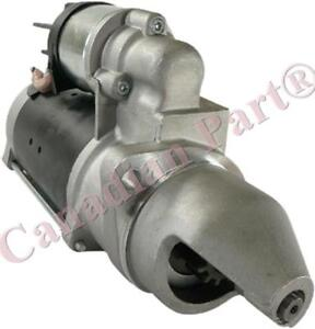New BOSCH Starter for JOHN DEERE 5510N,5720,5820,6020,6120,6120L