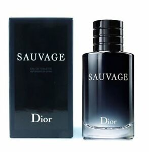 Brand New in Box Dior Sauvage Mens Cologne (100ml)