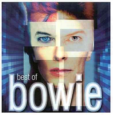 David Bowie - Best of Bowie (CD, 2002) NEW / SEALED; Greatest