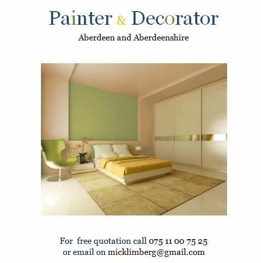 Your Painter & Decorator in Aberdeen
