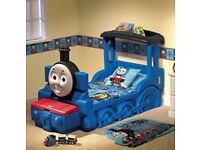 Thomas the tank bed to go for free