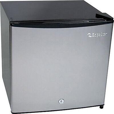 Stainless Steel Mini Freezer Amp Refrigerator Compact