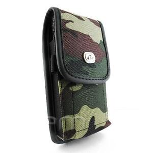Camouflage Case for Cricket Samsung Vitality SCH-R720 Transfix R730 Comment R380