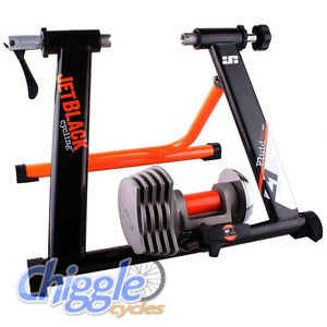 2013 Jet Black Z1 Fluid SRS Indoor Home Cycling/Bicycle/Bike Trainer