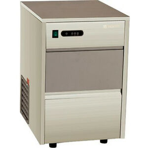 Edgestar-7-7-Lbs-Freestanding-Ice-Maker-Automatic-Stainless-Steel-Ice ...