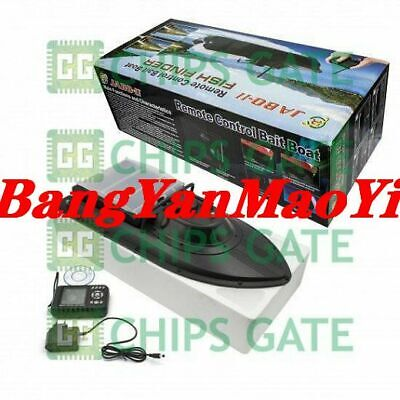 FedEx /DHL JABO-2BD 20A 300M Wireless Lure Fishing Tackle Bait Boat Remote Contr