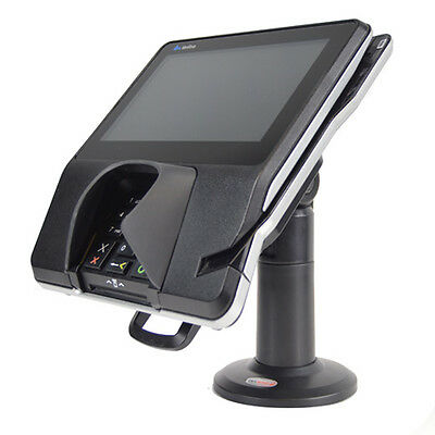 Credit Card Stand - For Verifone Mx915925 Flexi 7 Tall Complete Kit