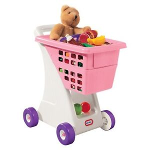 Little Tikes Grocery Cart - Pink