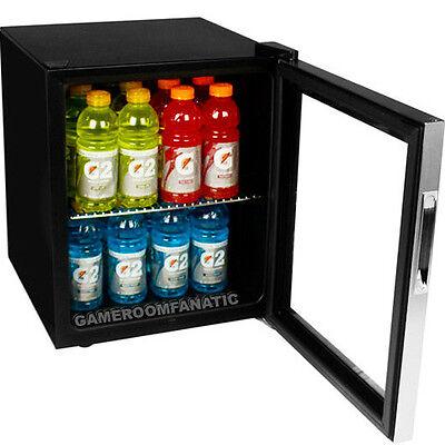 Compact Stainless Steel Beverage Cooler Mini Fridge, EdgeStar Drink Refrigerator