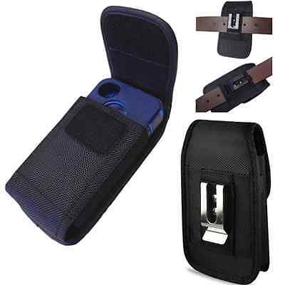 Nylon Pouch Holster Case Fit Samsung Galaxy NOTE 4  3 OtterBox Defender Commuter