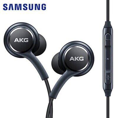 Original Samsung Galaxy S8 S9 S9+ Note8 AKG Earphones In-Ear Headphones UK