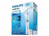 Philips Sonicare HX6731/02 White Deluxe Rechargeable Toothbrush BOXED NEW RRP 199£