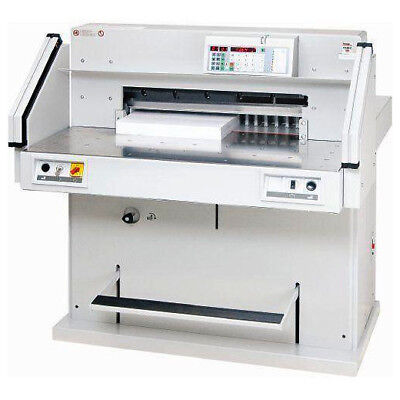 Mbm 721-06 Lt 28 Inch Hydraulic Fully Automatic Programmable Paper Cutter
