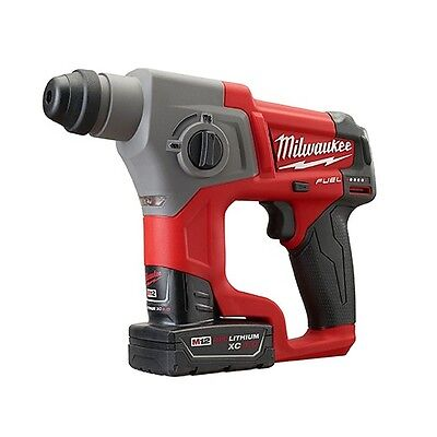 Milwaukee 2416-22xc M12 Fuel 58 In. Sds Plus Rotary Hammer Kit